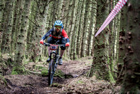 Cube Enduro Munster series III